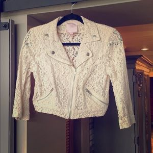 Romeo and Juliet Lace Jacket small
